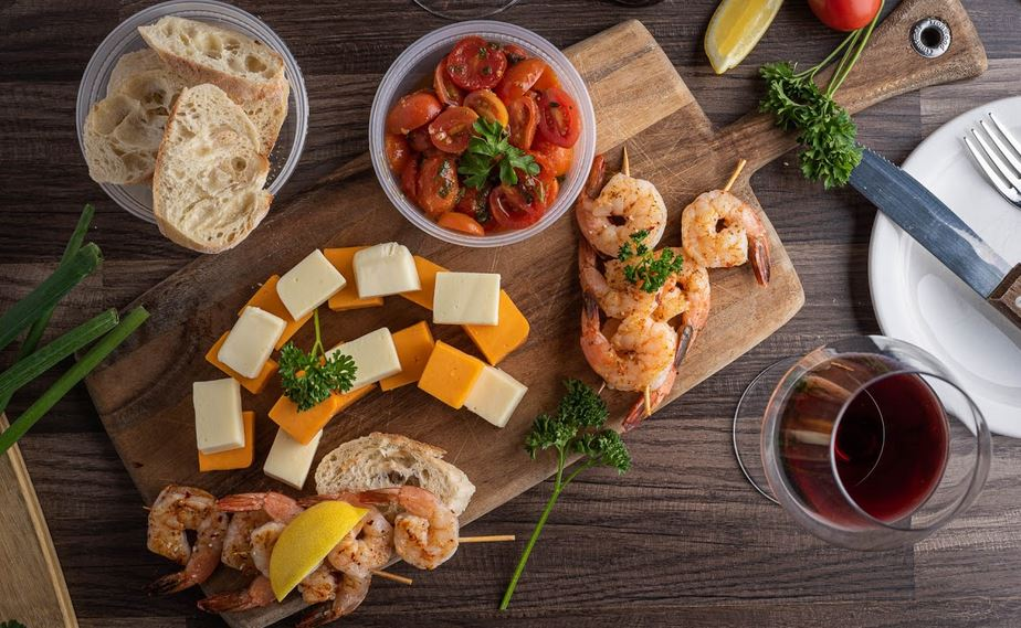 Valentine's Day To Go - Tuscan Happy Hour