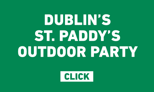Dublin St Paddys Outdoor Party